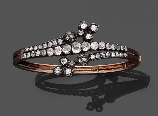 bracelet XIX diamant