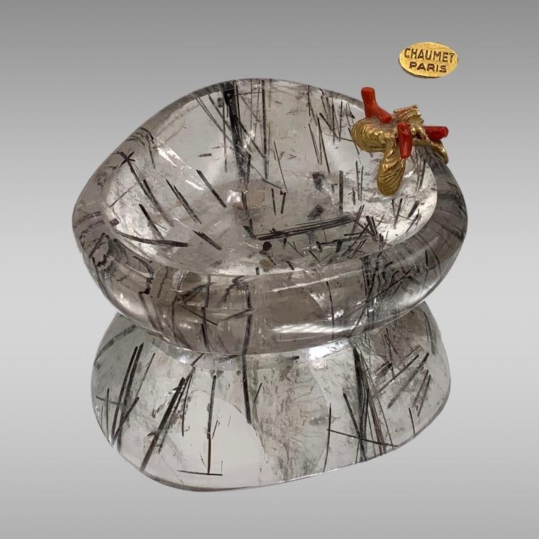chaumet coupelle quartz