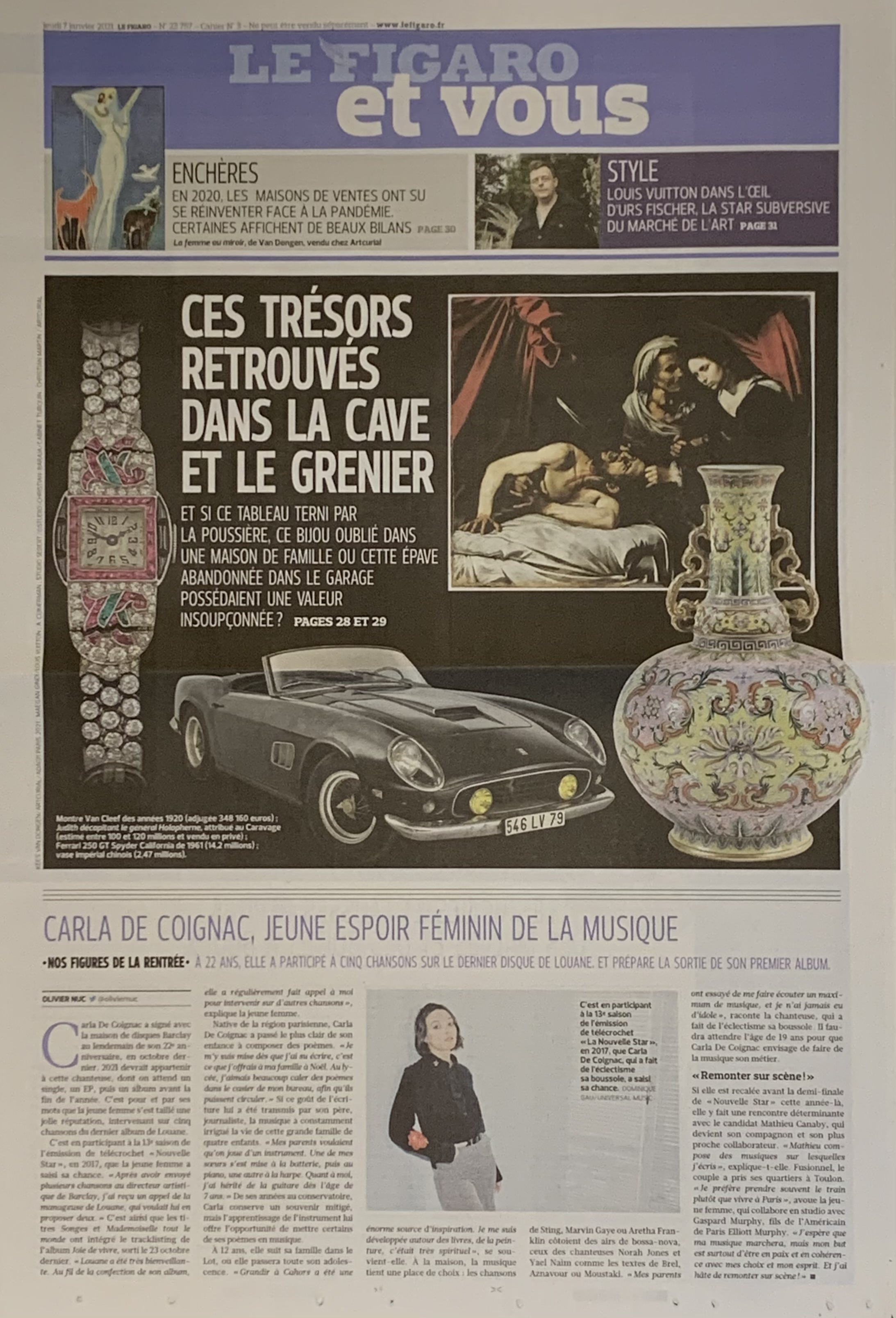 le figaro van cleef and arpels record encheres jewellery expert cukierman