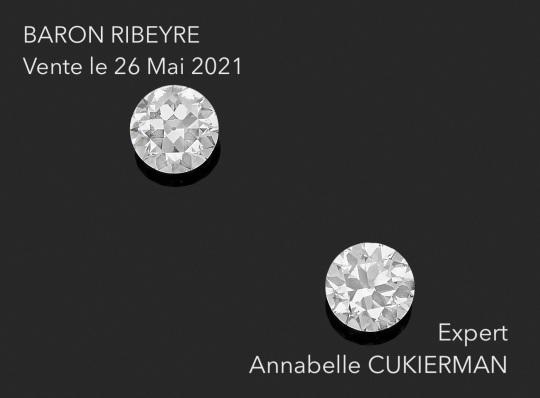 vente bijoux baron ribeyre expert cukierman